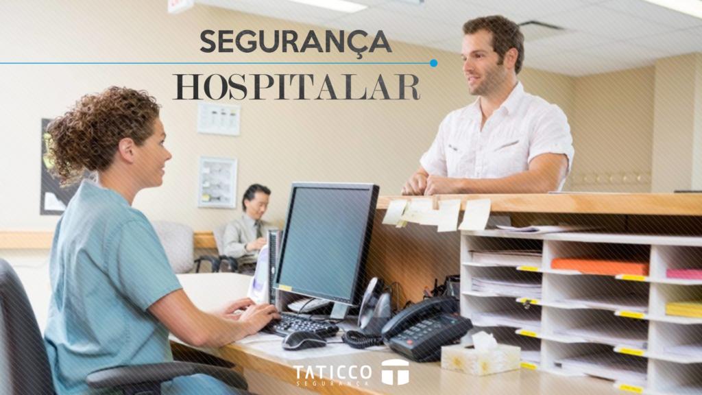 atendimento em ambiente hospitar seguro por segurança patrimonial hospitalar